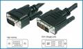 Adapterkabel DVI-I / VGA 2,0 m