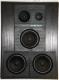BR50 HiFi-Boxen-Paar, Original DDR RFT, neue Sicken, Top Zustand